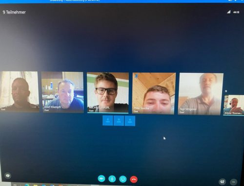 18.05.2020 – 1.Digitale Ausschusssitzung