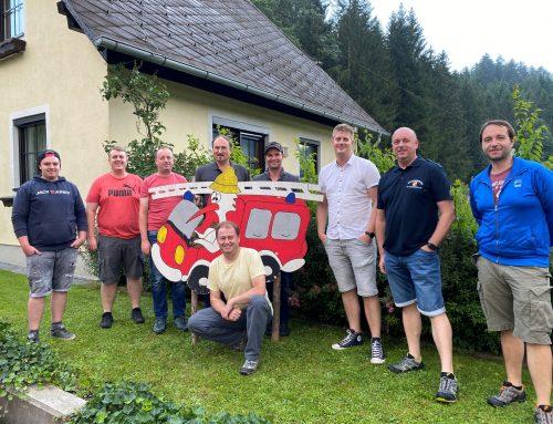 21.07.2020 – Nachwuchs bei der Feuerwehr St. Lorenzen a. W.