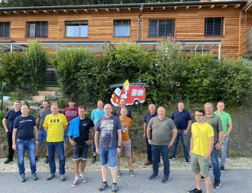 25.07.2020 – Nachwuchs für unseren Zugskommandanten und der Schriftführerin