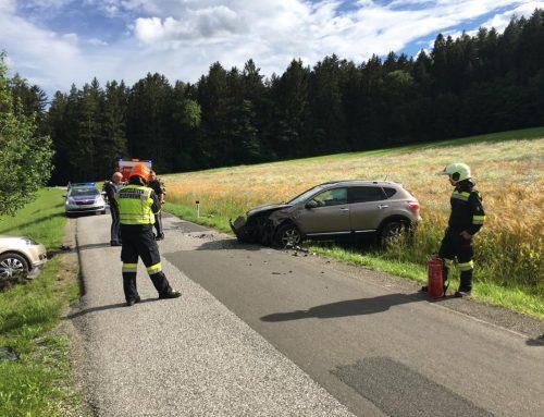 03.07.2020 – Verkehrsunfall in Riegl