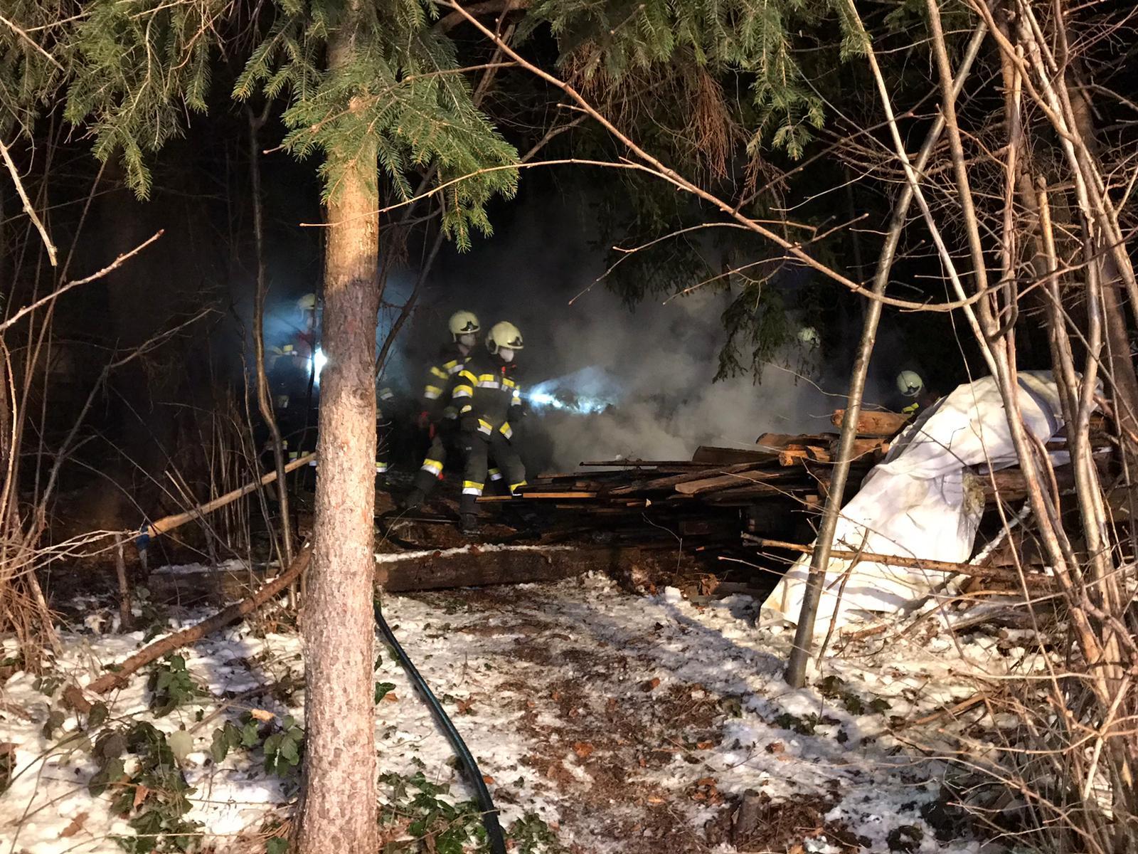 15.02.2021 – Waldbrand verhindert